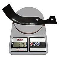 Нож активной фрезы для мотоблока (Zubr-105) (пара)