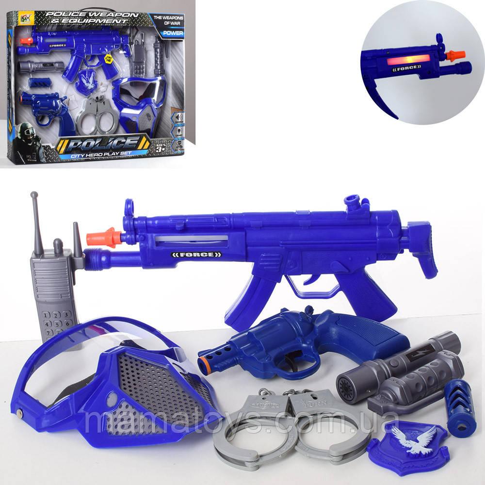 Игровой набор полицейского с оружием 111A-1