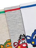 Набор 3 шт. Носки для грудничков демисезонные Bross из хлопка, фото 3