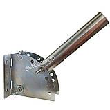 Кронштейн  КСУР Ф50мм  с регулируемым углом наклона длина 350мм для светильников уличного освещения, фото 2