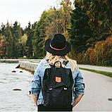 """Рюкзак городской повседневный """"KÅNKEN FOLDSACK NO.1"""" 4 для работы путешествий  учебы Фиолетовый 16 л, фото 10"""
