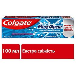 Зубная паста Colgate Макс Фреш Взрывная мята гель (100 мл)