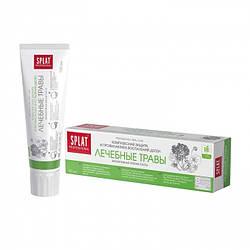 Зубная паста SPLAT Professional Лечебные травы (100 мл)