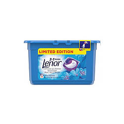 Капсулы для стирки Lenor 3 in 1 (11 капсул)