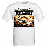 Футболка мужская World of Tanks 01