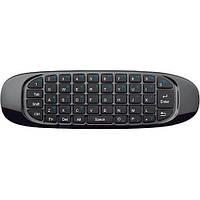 Клавиатура KEYBOARD + Air mouse, Аэромышь с клавиатурой, Пульт-мышь с клавиатурой, Беспроводная клавиатура,