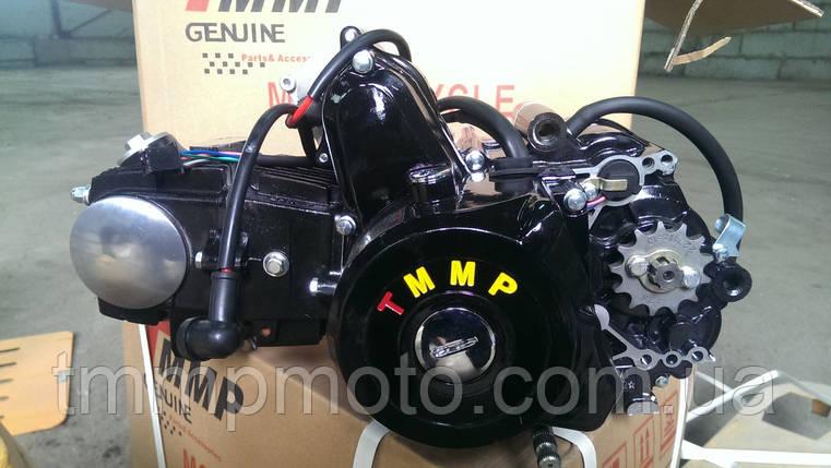 Двигатель для квадроцикла АТВ-125 см3для квадроциклов ( 3 вперёд и 1 передача назад ) ПОЛУАВТОМАТ, фото 2