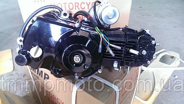 Двигатель для квадроцикла АТВ-125 см3для квадроциклов ( 3 вперёд и 1 передача назад ) ПОЛУАВТОМАТ, фото 3