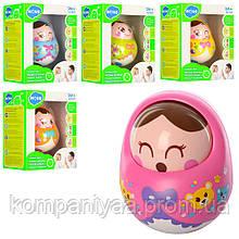 Дитяча іграшка Неваляшка 979 (Рожевий)