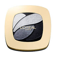 L`Oreal Color Riche Quad Eye Shadow - L`Oreal Тени для век 4-цветные компактные Лореаль Колор Риш Квадро (лучшая цена на оригинал в Украине) Вес: