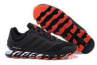Женские кроссовки Adidas Springblade 2 Drive Black Orange кроссовки женские для бега адидас спрингблейд 2