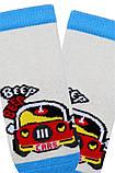 Набор 3 шт. Носки для грудничков демисезонные Bross укороченные, фото 2