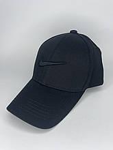Оригинальна черная кепка реплика бренд Найк