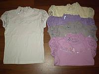 Детская одежда оптом Блуза нарядная для девочек оптом, фото 1