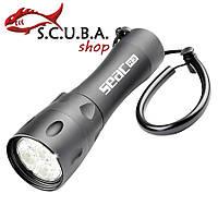 Фонарь для подводной охоты и дайвинга Seac Sub R3 LED 450 lum