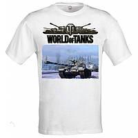 Футболка мужская World of Tanks 02