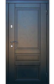 Наружные входные двери Редфорт (Redfort) Гранд винорит на улицу