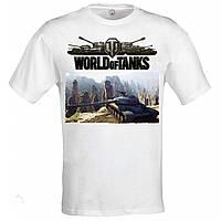 Футболка мужская World of Tanks 03