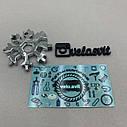 """Универсальный ключ """"Снежинка», фото 3"""