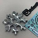 """Универсальный ключ """"Снежинка», фото 2"""