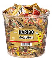Желейні цукерки HARIBO Золоті ведмежата (Золотые мишки) Банка 100 шт