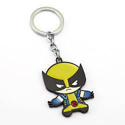 Брелок Росомаха Люди Икс Wolverine X Men 10см T XM W 10