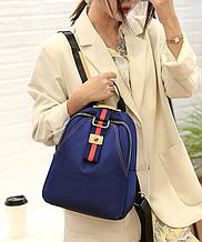 Городской рюкзак женский. Женский портфель. Женская сумка. РД7
