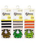 Набір 3 шт. Шкарпетки для немовлят демісезонні Bross 3d, фото 3