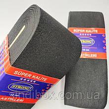 Резинка для одежды широкая STRONG 9см Черная (СТРОНГ-0552)