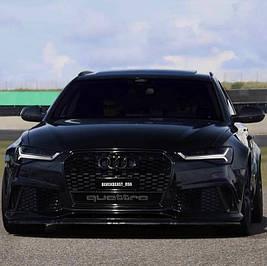 Внешний Тюнинг Audi A6 C7 2011-2018