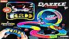 Детский игрушечный трек для машинок на пульте управления DAZZLE TRACKS 187 деталей   конструктор трасса, фото 9