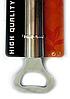 Відкривачка для пляшок з нержавіючої сталі Benson BN-1026   укупорщик   відкривачка   відкривачка Бенсон, фото 4