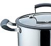 Каструля з кришкою з нержавіючої сталі Maestro MR-3513-24Old (5 л) | набір посуду Маестро | каструлі Маестро, фото 3