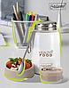 Термос харчовий для їжі Maestro MR-1646-80 (800 мл)   судок для підтримки температури тормозка Маестро, фото 2