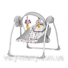 Крісло-гойдалка Kinderkraft Flo Pink (KKBFLOPINK0000)