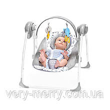 Крісло-гойдалка Kinderkraft Flo Mint (KKBFLOMINT0000)
