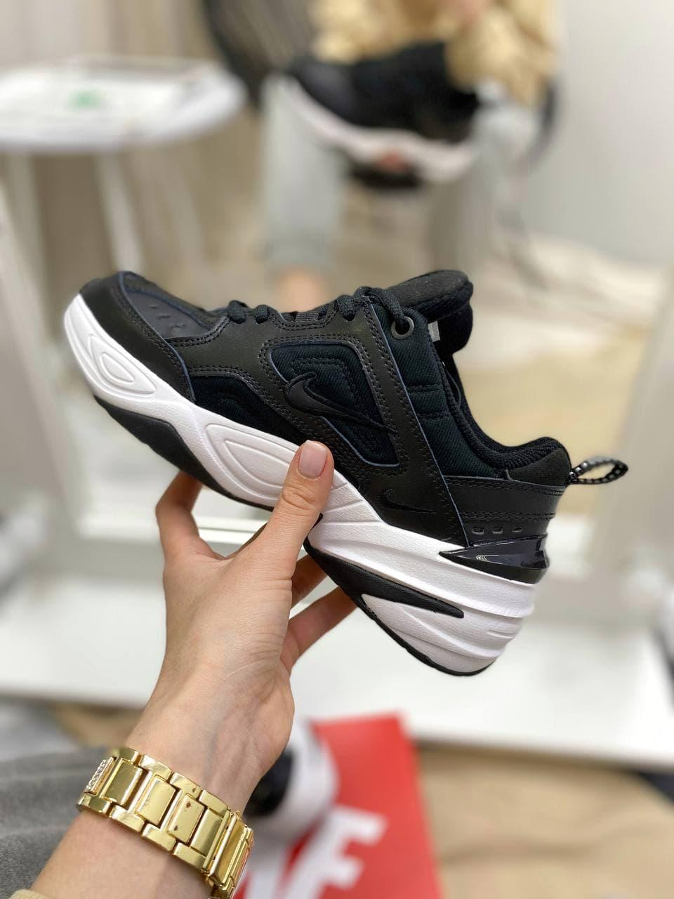 Женские кроссовки Nike M2K Tekno Black
