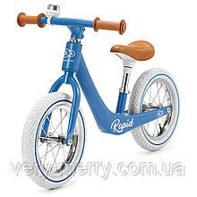 Беговел Kinderkraft Rapid Blue Sapphire (KKRRAPIBLU0000)