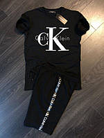 Летний комплект Calvin Klein Black