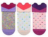Набор 3 шт. Носки для грудничков демисезонные Bross 3d, фото 2