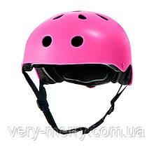 Детский защитный шлем Kinderkraft Safety Pink (KKZKASKSAFPNK0)