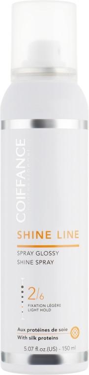 Блеск для волос Coiffance Professionnel Shine Spray 150 мл