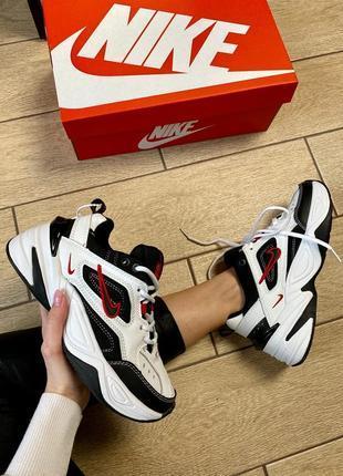 Жіночі кросівки Nike M2K Tekno Black/White