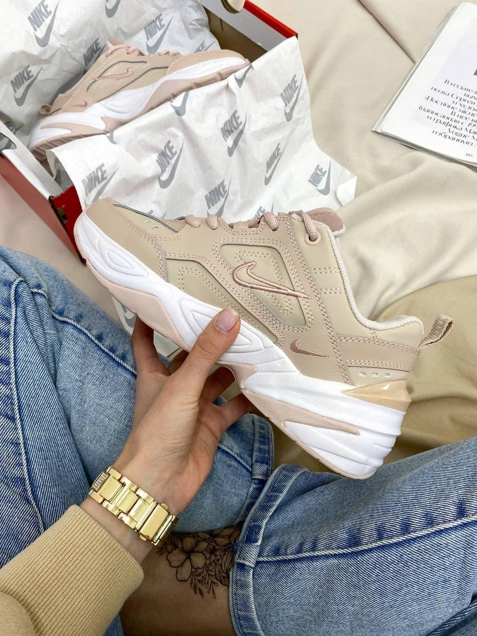 Жіночі кросівки Nike M2K Tekno Pink