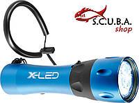 Фонарь для подводной охоты и дайвинга Seac Sub X-LED