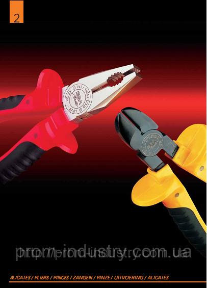 Шарнирно-губцевой инструмент EGA MASTER