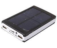 Power Bank 50000 mAh на солнечных батареях + Solar + Led панели, фото 1