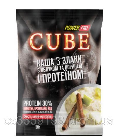Злакова каша з протеїном Power Pro - Cube 50 р.