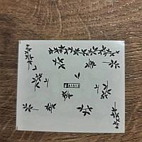 Слайдер дизайн наклейки для ногтей