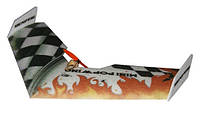 Летающее крыло Tech One Mini Popwing 600мм EPP ARF (черный)
